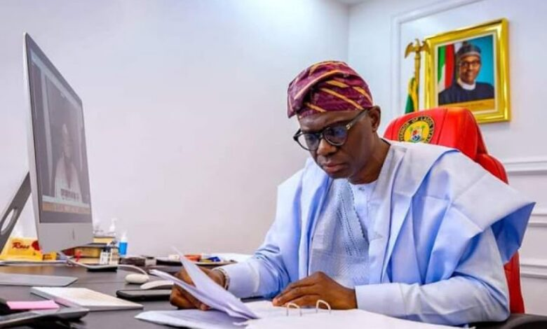 Photo of Death of Service Chiefs: Sanwo-Olu Mourns Chief Of Army Staff, Others