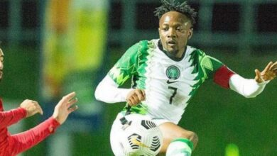 Photo of 3 home base player, Ahmed Musa made Cameroon's friendly match list