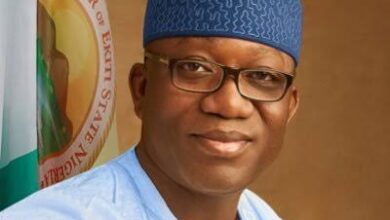 Photo of Fayemi suspends minimum wages, slashes political appointees' salaries