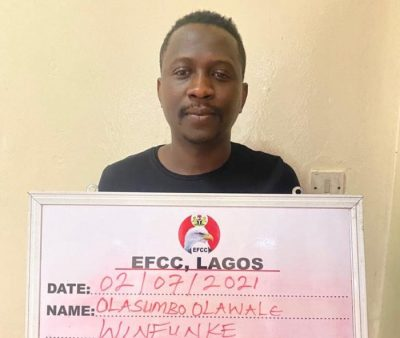 Photo of Internet Fraud: EFCC arrests Lagos nightclub owners