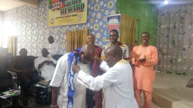 Photo of Christan Association of Nigeria inducts Olabinjo as Grand Patron