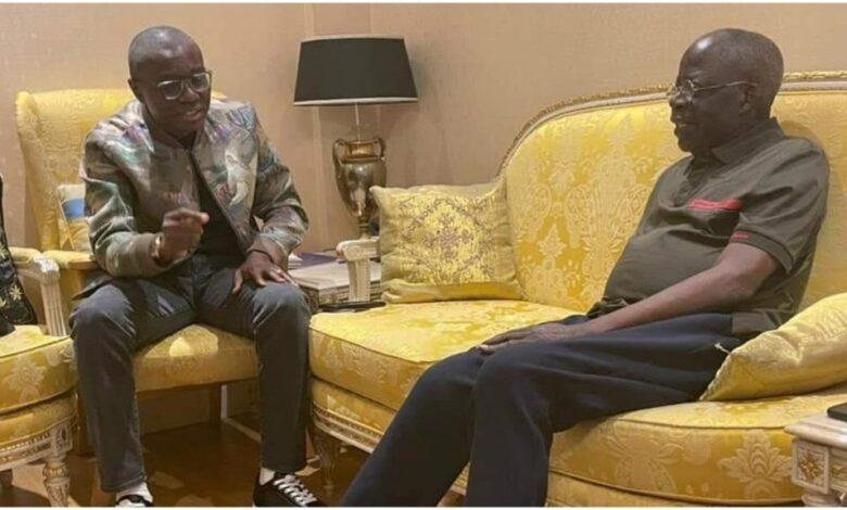 Photo of Tinubu's Death Rumours: What I Discussed With Him In London ― Sanwo-Olu