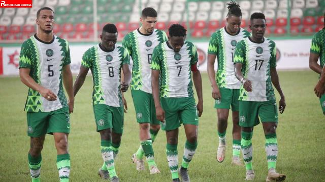 Photo of Sports Minister commends as Super Eagles' wins Cape Verde