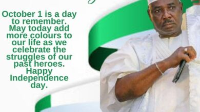 Photo of OLABINJO (BAO) CELEBRATES NIGERIA AT 61