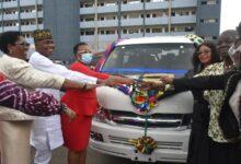 Photo of Lagos fulfils promise to outstanding teacher, school administrator