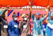 Photo of Pastor Ojelabi Emerges As Lagos APC Chairman