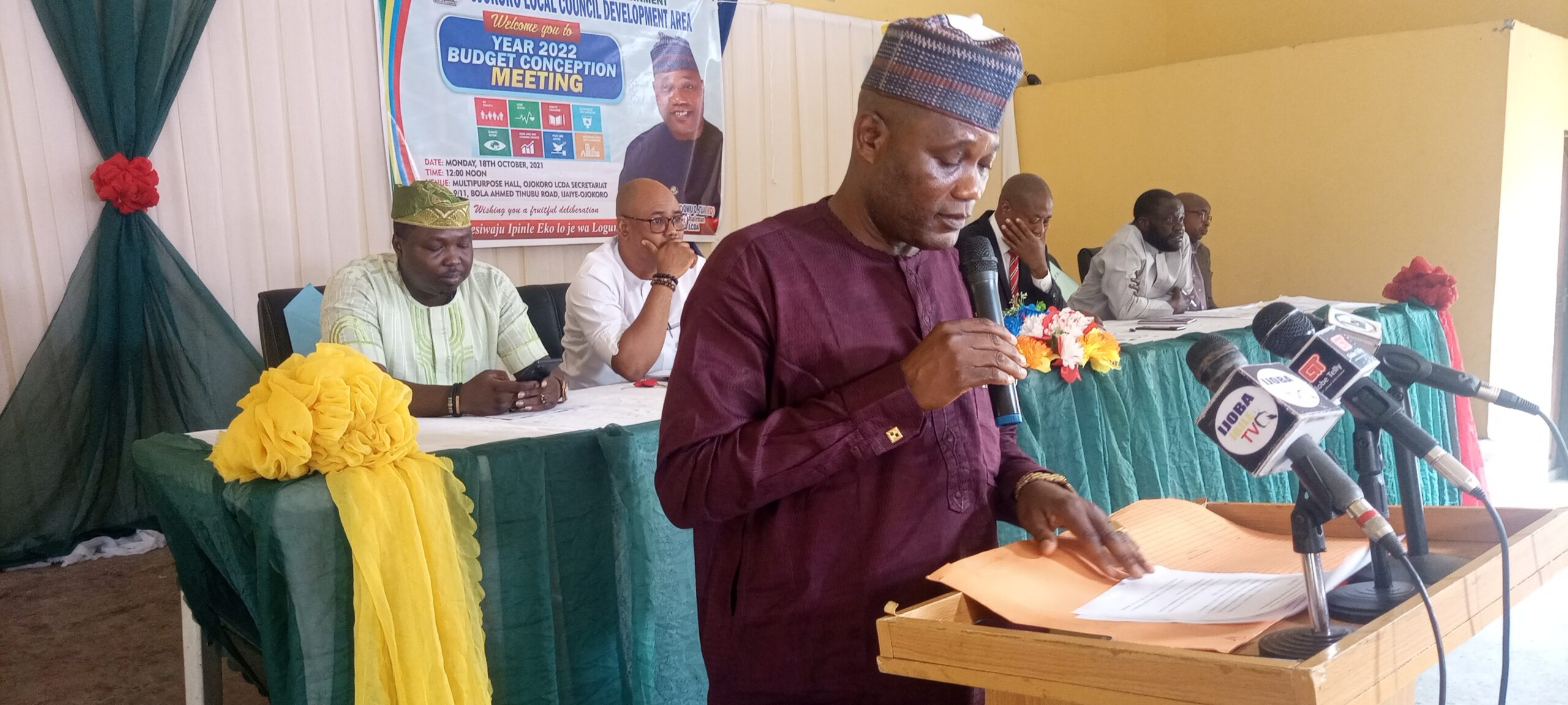 Photo of Budget 2022 Conception Meeting: We are set to having an achievable, realistic budget – HID Tijani